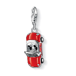 Thomas Sabo Red Car Charm