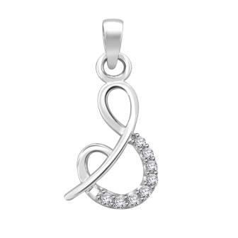 Hand Crafted Fine Jewellery Sydney Diamond Fancy Letter S Initials