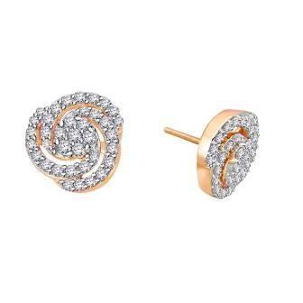 Cosmos Diamond Earrings