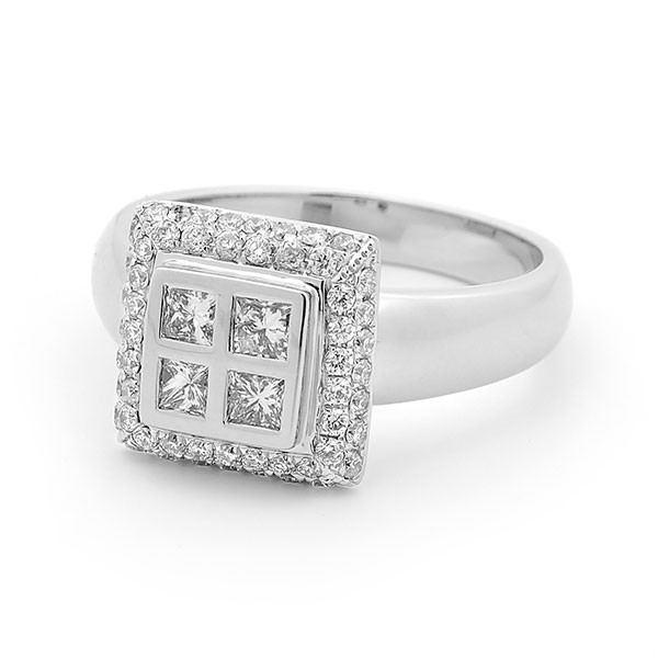 Byre Design Diamond Ring