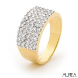 Glimmer Design Diamond Ring