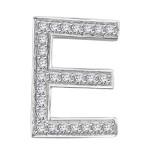 Diamond letter 'E'